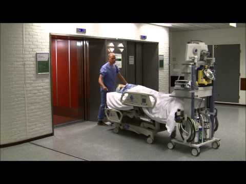 safe intrahospital transport of critical care patients