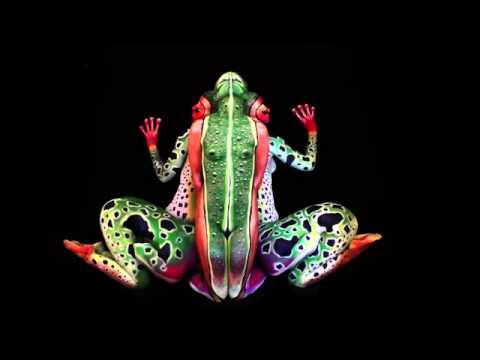 Johannes Stötter Art   Fine Art Bodypainting, Nature-Art, Performance