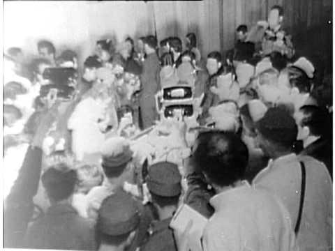 Carpet Bombing of Hanoi