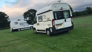 Canada Fields Camping Site - Northallerton