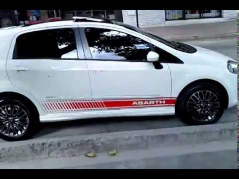fiat punto sporting 1 6 16v youtube. Black Bedroom Furniture Sets. Home Design Ideas
