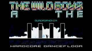 Quadrophonia music - Hardcore Dancefloor demo (Atari ST)