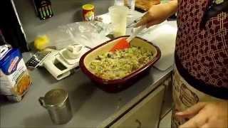 Ms JB's Cornbread Dressing recipe How to make Turkey dressing