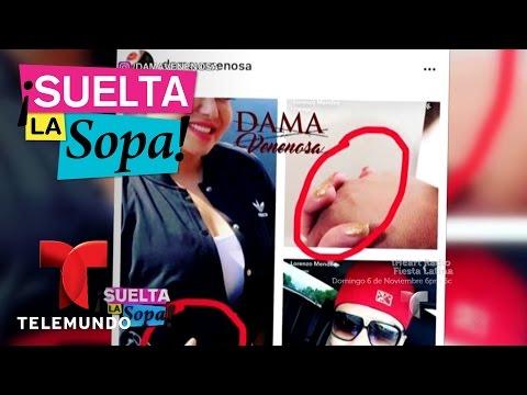 Suelta La Sopa | Captan a Chiquis Rivera y a Lorenzo Méndez en el mismo lugar | Entretenimiento
