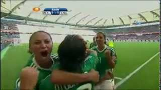 mexico vs inglaterra mundial femenil golazo
