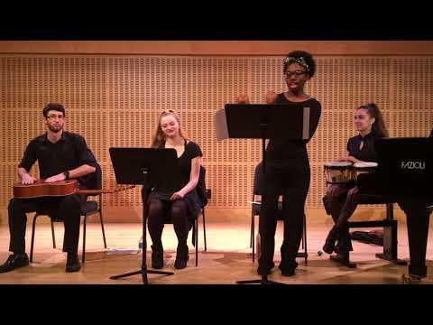 Adelphi World Music Ensemble Anita