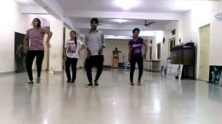 Paani Wala Dance - Arun Vibrato Choreography