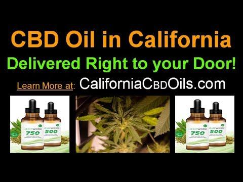 pure cbd oil california