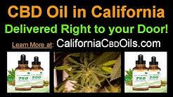 CBD Oil in California - Delivered to You without a Prescription – 100% Organic California CBD Oil