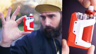 RiP Trippers FIRST Vape Kit Ever! Aegis Hero RTE By Geek Vape!