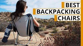 Top 5 Best Bąckpacking Chairs