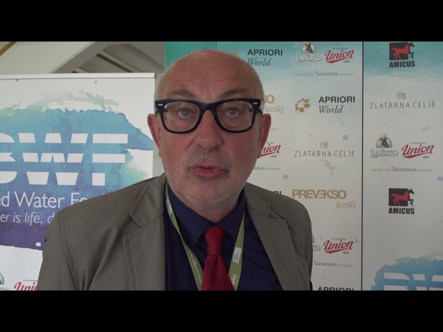 Prof. Dr. Mihael Jožef Toman - Bled Water Festival