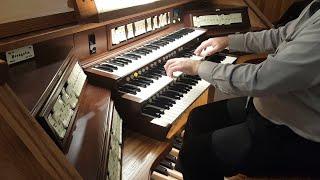 Paul J. Carroll, organ - Keyboard Festival Week 2021