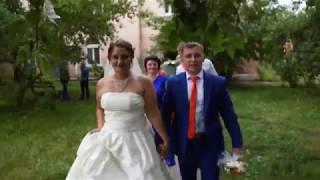 Свадьба накануне Дня семьи, любви и верности