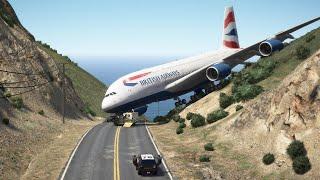 10 Аварийных посадок самолетов, которые уцелели благодаря мастерству пилота!