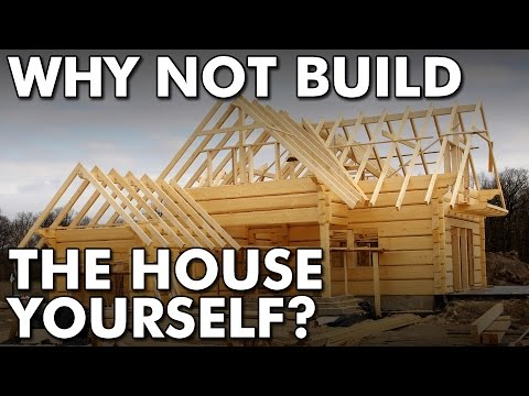 Why not build a tiny house yourself youtube - When building a house ...
