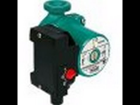 How to renew a central heating pump.(Heating circulator).Do it ...