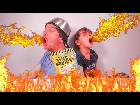 CHALLENGE • Têtes Brûlées Choc-Termik Challenge - Studio Bubble Tea unboxing