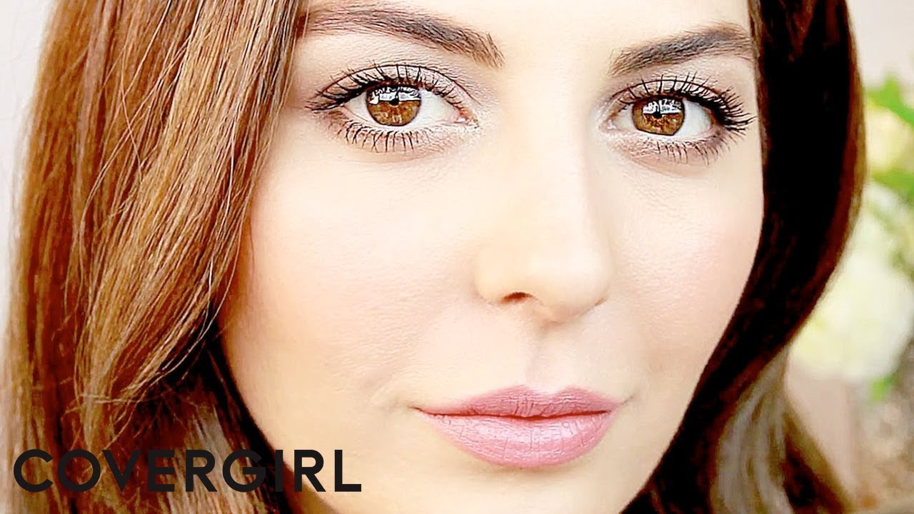 Everyday Eye Makeup Look with Sona Gasparian   COVERGIRL ...