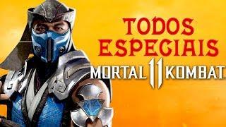 Mortal Kombat 11 - Todos os ESPECIAIS, Fatal Blow, revelados até agora