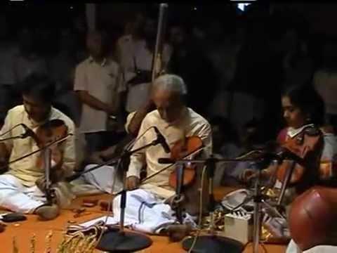 Lalgudi G Jayaraman - G J R Krishnan - Vijayalakshmi_Dharmavathi Ragam, Pallavi, Ragamalikai 40m 16s