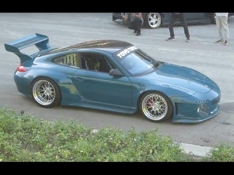 """Porsche 997 """"Slantnose"""" by iDL Design (SEMA Show Car)"""