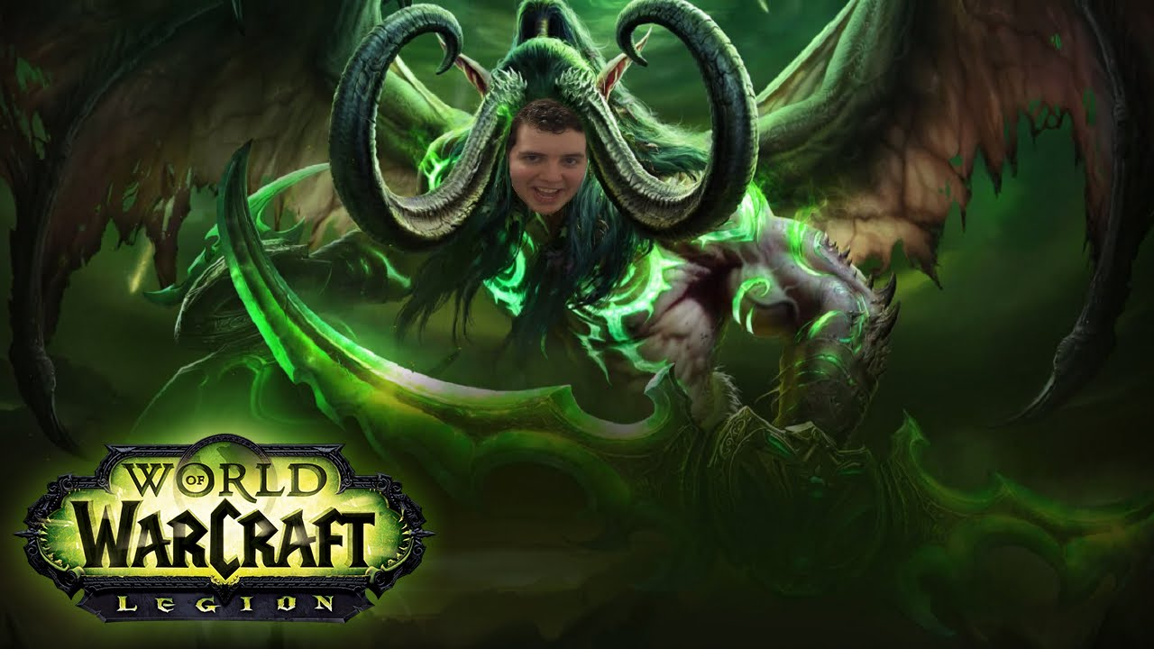 My thoughts on the LEGION Expansion - World of Warcraft ...