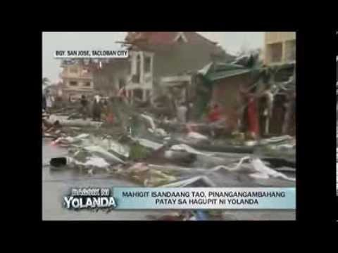 Typhoon (Haiyan) Yolanda