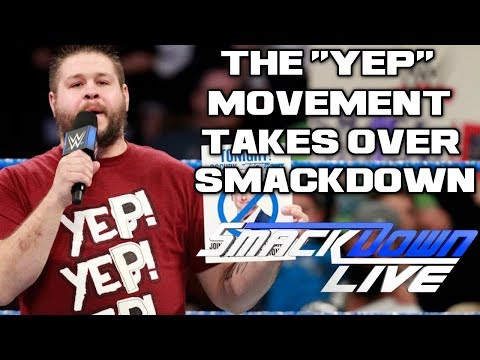 WWE Smackdown Live 12/12/17 Full Show Review & Results: THE YEP MOVEMENT TAKES OVER SMACKDOWN LIVE