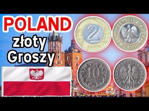 Poland Groszy Złoty