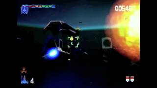 Galaga Destination Earth Gameplay