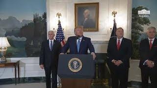 President Trump Delivers Remarks