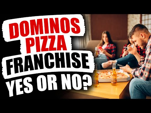 Dominos Pizza Franchise? Good Idea? How Much Can I Make?