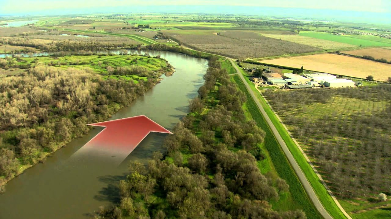 central valley flood risk youtube