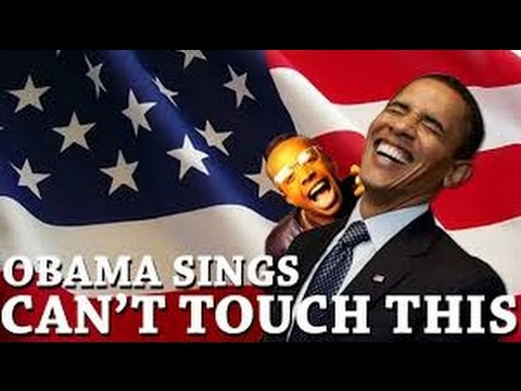 Barack Obama Singing Can't Touch This