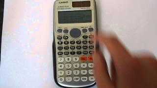 Casio Fx-991ES Plus Scientific Calculator Review