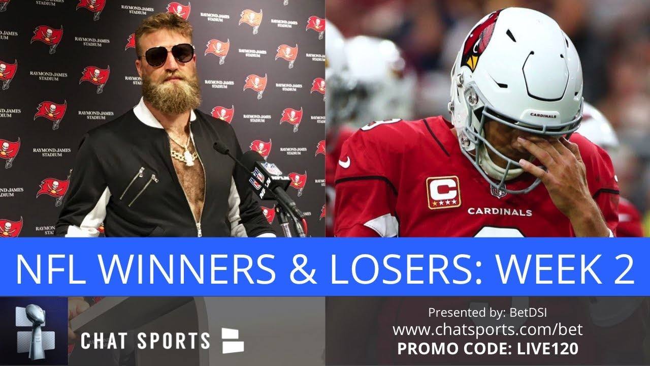 3641584f2a5 NFL Winners And Losers For Week 2: Ryan Fitzpatrick, Patrick Mahomes, Sam  Bradford & Odell Beckham