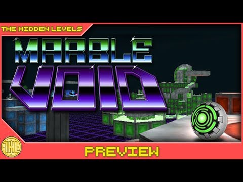 Marble Void - Poor FPS and bad UI ruins de fun, eh! (Xbox One)