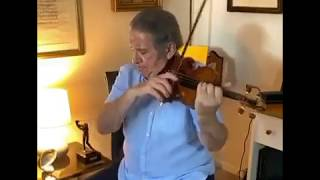 Rodney Friend Welcome Message to Friend's International Violin Academy 2020