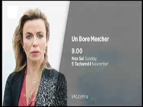 Eve Myles & Bradley Freegard   Un Bore Mercher  .