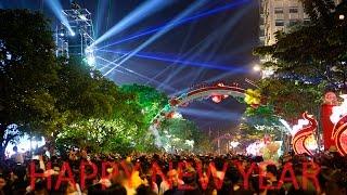 Người Sài Gòn chào đón năm mới 2017   Tết Dương Lịch   ZaiTri