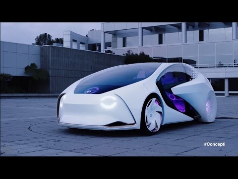 Toyota Concept-i Official Trailer - CES 2017