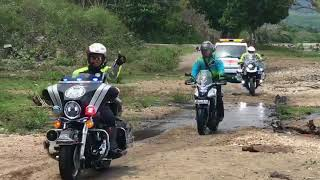 Silverhawk Flores Ride 2017. Part 2