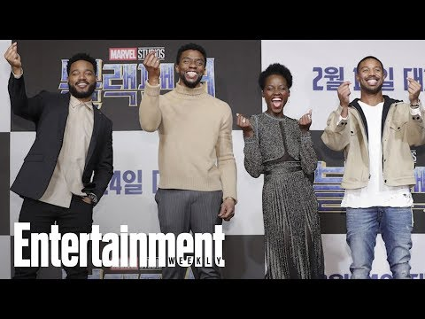 Black Panther Director Pens Touching Letter To Fans   News Flash   Entertainment Weekly