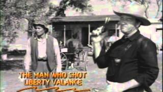 The Man Who Shot Liberty Valence Trailer 1962