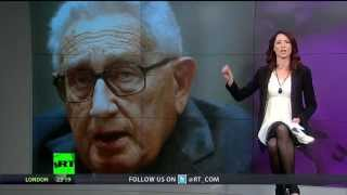 Henry Kissinger's Legacy of War Crimes Exposed by Secret Yale Visit | Brainwash Update