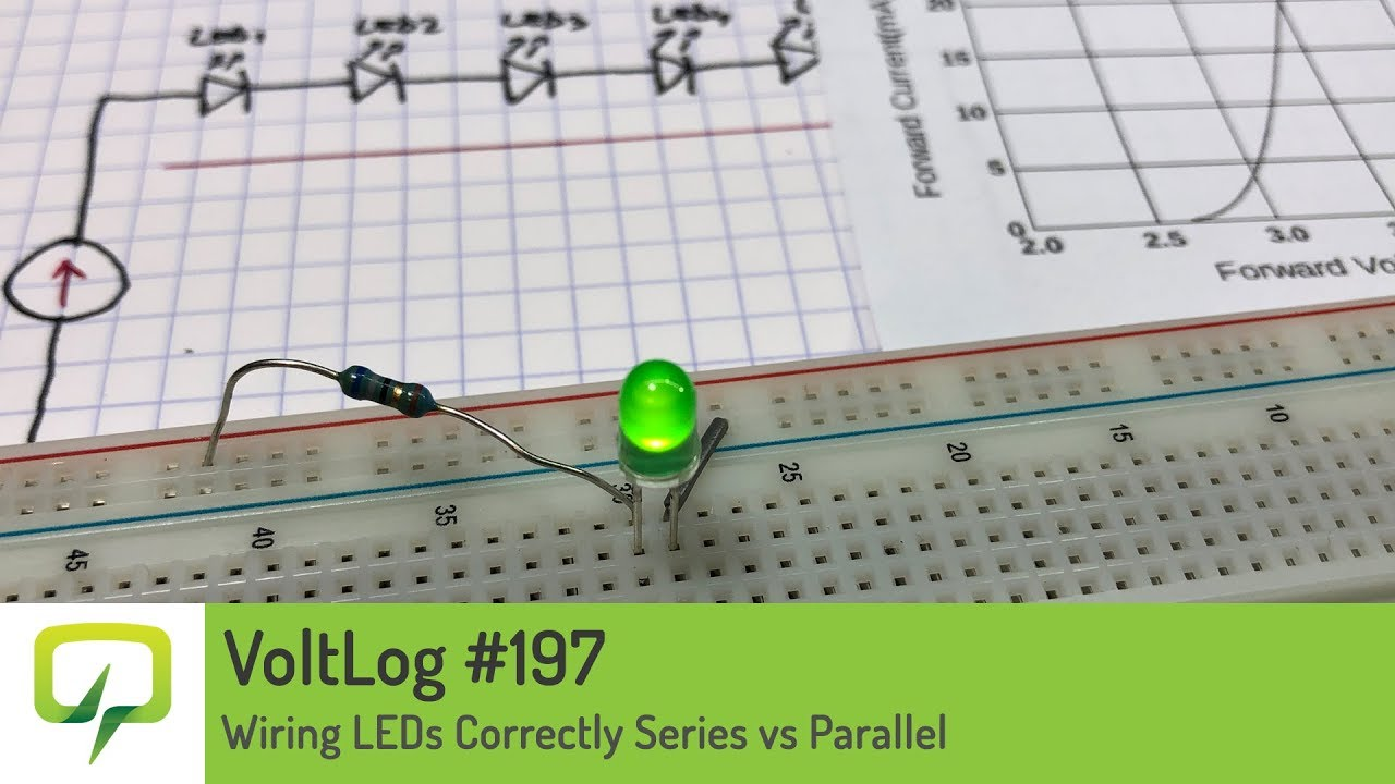 Voltlog #197 - Wiring LEDs Correctly Series vs Parallel on parallel cables, electrical network, parallel design, linear circuit, nodal analysis, parallel pumps, parallel construction, parallel circuits, parallel installation, electrical impedance, parallel plug, parallel batteries, electronic component, current limiting, parallel coil, parallel receptacles, parallel steering, parallel battery, lumped element model, parallel wire, parallel power, parallel programming, parallel resistors, electrical ballast, electronic filter, electronic circuit, parallel inverter, parallel generators, parallel walls, parallel mirrors, mesh analysis,