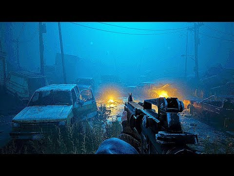 TERMINATOR RESISTANCE Gameplay (New FPS Terminator Game) 2019