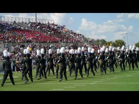 Bands of America Regional Championship - Vandegrift Marching Band
