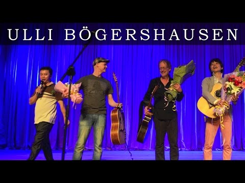Ulli Boegershausen | Memories from a Tour in Asia